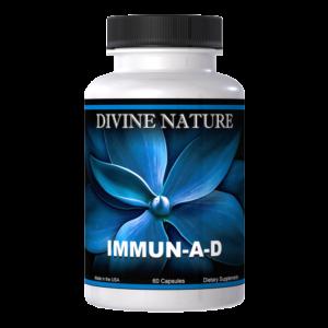immunity vitamin A and D divine nature