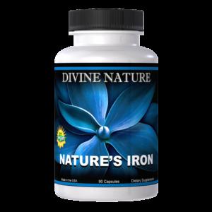 natures iron divine nature