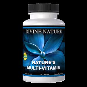 natures multivitamin divine nature
