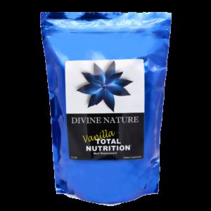 total nutrition vanilla divine nature